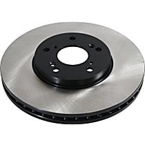 Centric Premium Front Driver Or Passenger Side Brake Disc