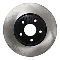 Premium Series Front Driver Or Passenger Side Brake Disc