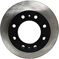 Premium Series Front Driver Or Passenger Side Brake Disc