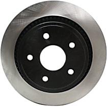120.67054 Premium Series Rear Driver Or Passenger Side Brake Disc
