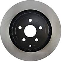 Premium Series Rear Driver Or Passenger Side Brake Disc