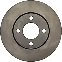 121.33029 Centric C-Tek Front Driver Or Passenger Side Brake Disc