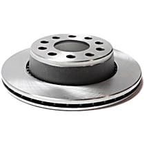 121.33033 Centric C-Tek Rear Driver Or Passenger Side Brake Disc