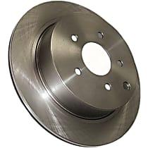 Centric C-Tek Rear Driver Or Passenger Side Brake Disc