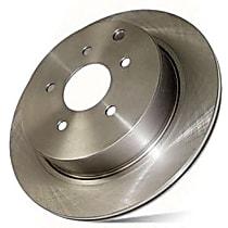 121.33136 Centric C-Tek Front Driver Or Passenger Side Brake Disc
