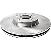 Centric C-Tek Front Driver Or Passenger Side Brake Disc