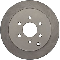 121.42086 Centric C-Tek Rear Driver Or Passenger Side Brake Disc