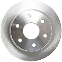 121.66045 Centric C-Tek Rear Driver Or Passenger Side Brake Disc