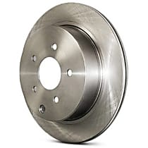 121.84004 Centric C-Tek Front Or Rear, Driver Or Passenger Side Brake Disc