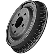 123.62013 Rear Brake Drum