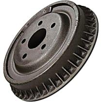 123.65022 Rear Brake Drum