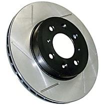 125.34144 Premium High Carbon Series Front Driver Or Passenger Side Brake Disc