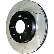 Centric Premium High Carbon Front Passenger Side Brake Disc