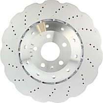 128.33152 Premium High Carbon Series Front Driver Or Passenger Side Brake Disc