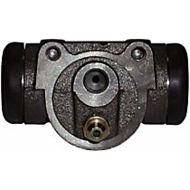 Premium Drum Brake Wheel Cylinder, Sold Individually, 22 mm Bore, Port 10x1 BBL, Bleeder Port 10x1 mm
