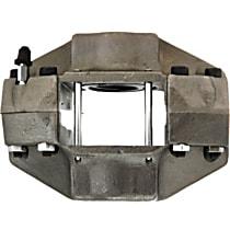 Brake Caliper, Remanufactured, Semi-loaded (Caliper & Hardware) Type, Sold Individually, No Bracket Required