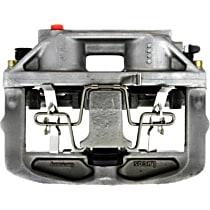 Centric 141.33009 Brake Caliper, Remanufactured, Semi-loaded (Caliper & Hardware) Type, Sold Individually, Includes bracket
