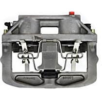 Centric 141.33010 Brake Caliper, Remanufactured, Semi-loaded (Caliper & Hardware) Type, Sold Individually, Includes bracket