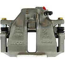 141.33036 Brake Caliper, Remanufactured, Semi-loaded (Caliper & Hardware) Type, Sold Individually, Includes bracket