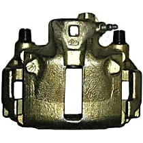 141.33047 Brake Caliper, Remanufactured, Semi-loaded (Caliper & Hardware) Type, Sold Individually, Includes bracket