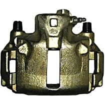 141.33048 Brake Caliper, Remanufactured, Semi-loaded (Caliper & Hardware) Type, Sold Individually, Includes bracket