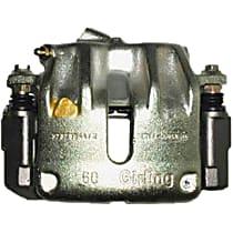 141.33060 Brake Caliper, Remanufactured, Semi-loaded (Caliper & Hardware) Type, Sold Individually, Includes bracket