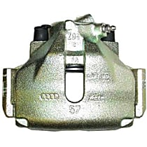 141.33072 Brake Caliper, Remanufactured, Semi-loaded (Caliper & Hardware) Type, Sold Individually, Includes bracket