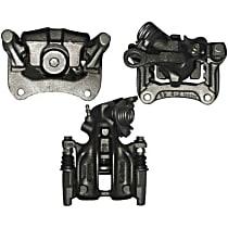 141.33501 Brake Caliper, Remanufactured, Semi-loaded (Caliper & Hardware) Type, Sold Individually, Includes bracket