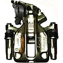 141.33506 Brake Caliper, Remanufactured, Semi-loaded (Caliper & Hardware) Type, Sold Individually, Includes bracket