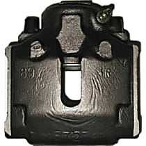 Brake Caliper, Remanufactured, Semi-loaded (Caliper & Hardware) Type, Sold Individually, Includes bracket