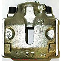 141.34019 Brake Caliper, Remanufactured, Semi-loaded (Caliper & Hardware) Type, Sold Individually, Includes bracket