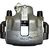 141.34054 Brake Caliper, Remanufactured, Semi-loaded (Caliper & Hardware) Type, Sold Individually, Includes bracket