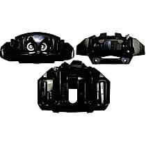 141.34081 Brake Caliper, Remanufactured, Semi-loaded (Caliper & Hardware) Type, Sold Individually, Includes bracket