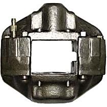 Centric 141.34501 Brake Caliper, Remanufactured, Semi-loaded (Caliper & Hardware) Type, Sold Individually, No Bracket Required
