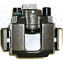 141.34511 Brake Caliper, Remanufactured, Semi-loaded (Caliper & Hardware) Type, Sold Individually, Includes bracket