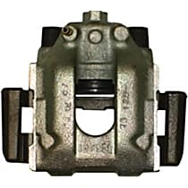 141.34528 Brake Caliper, Remanufactured, Semi-loaded (Caliper & Hardware) Type, Sold Individually, Includes bracket