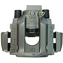 141.34539 Brake Caliper, Remanufactured, Semi-loaded (Caliper & Hardware) Type, Sold Individually, Includes bracket
