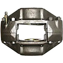 Centric 141.35001 Brake Caliper, Remanufactured, Semi-loaded (Caliper & Hardware) Type, Sold Individually, No Bracket Required