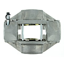 Centric 141.35002 Brake Caliper, Remanufactured, Semi-loaded (Caliper & Hardware) Type, Sold Individually, No Bracket Required