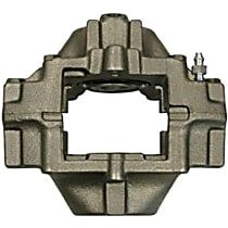 Centric 141.35537 Brake Caliper, Remanufactured, Semi-loaded (Caliper & Hardware) Type, Sold Individually, No Bracket Required