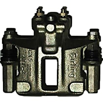Centric 141.39517 Brake Caliper, Remanufactured, Semi-loaded (Caliper & Hardware) Type, Sold Individually, Includes bracket