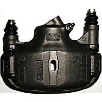 Centric 141.44062 Brake Caliper, Remanufactured, Semi-loaded (Caliper & Hardware) Type, Sold Individually, Includes bracket