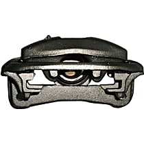 Centric 141.44063 Brake Caliper, Remanufactured, Semi-loaded (Caliper & Hardware) Type, Sold Individually, Includes bracket