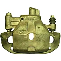 Centric 141.44081 Brake Caliper, Remanufactured, Semi-loaded (Caliper & Hardware) Type, Sold Individually, Includes bracket