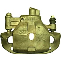 Centric 141.44082 Brake Caliper, Remanufactured, Semi-loaded (Caliper & Hardware) Type, Sold Individually, Includes bracket