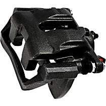 Centric 141.46028 Brake Caliper, Remanufactured, Semi-loaded (Caliper & Hardware) Type, Sold Individually, Includes bracket