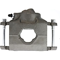 141.62046 Brake Caliper, Remanufactured, Semi-loaded (Caliper & Hardware) Type, Sold Individually, No Bracket Required