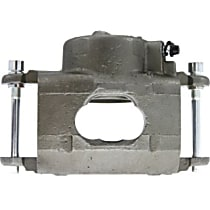 Centric 141.62049 Brake Caliper, Remanufactured, Semi-loaded (Caliper & Hardware) Type, Sold Individually, No Bracket Required
