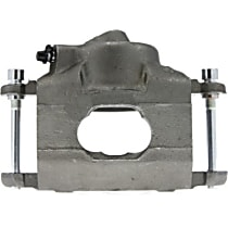 141.62050 Brake Caliper, Remanufactured, Semi-loaded (Caliper & Hardware) Type, Sold Individually, No Bracket Required