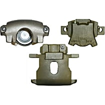 Centric 141.63011 Brake Caliper, Remanufactured, Semi-loaded (Caliper & Hardware) Type, Sold Individually, No Bracket Required